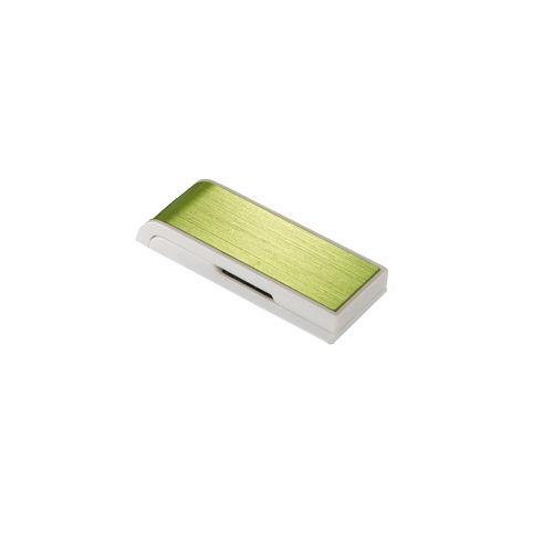 Mini USB stick Shuffle,  groen